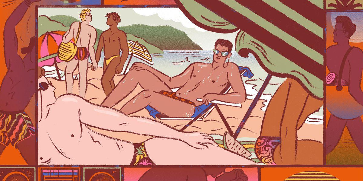 The rise and fall of Laguna Beach, a gay California hotspot