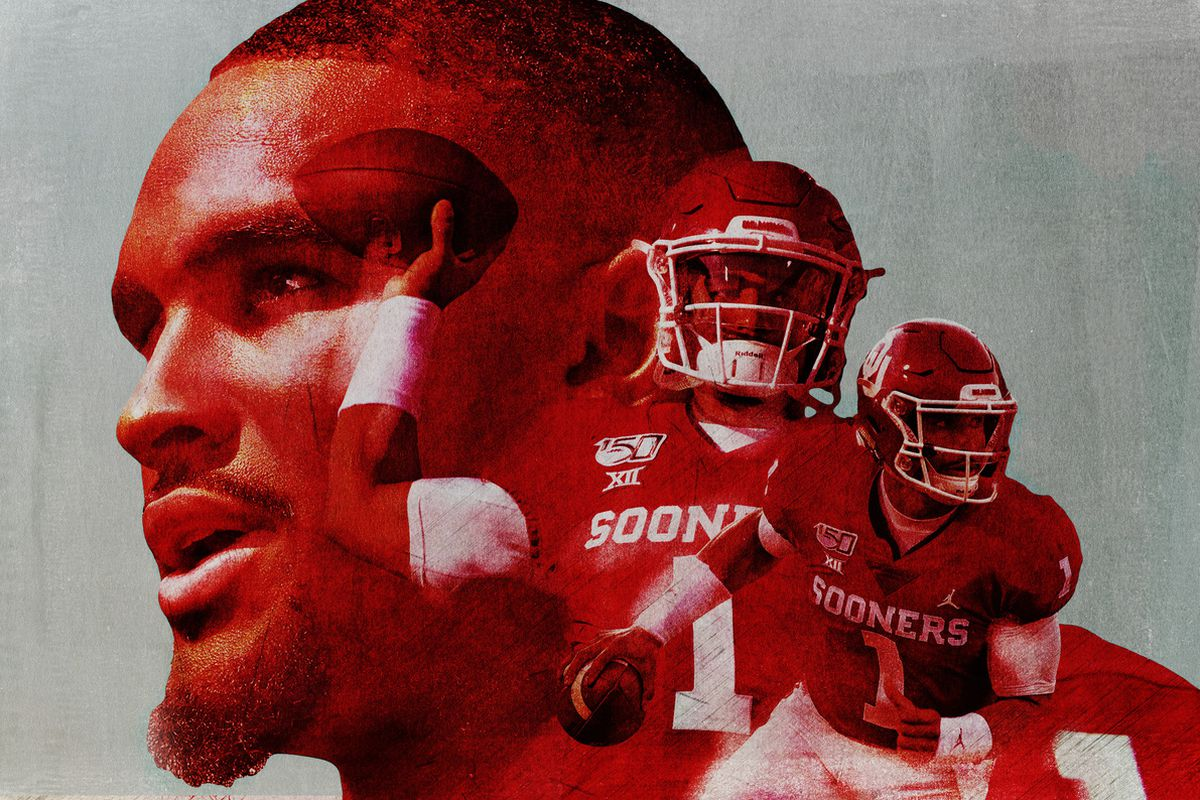 Jalen Hurts Ou Experience Is Unlike Anything In Ncaa