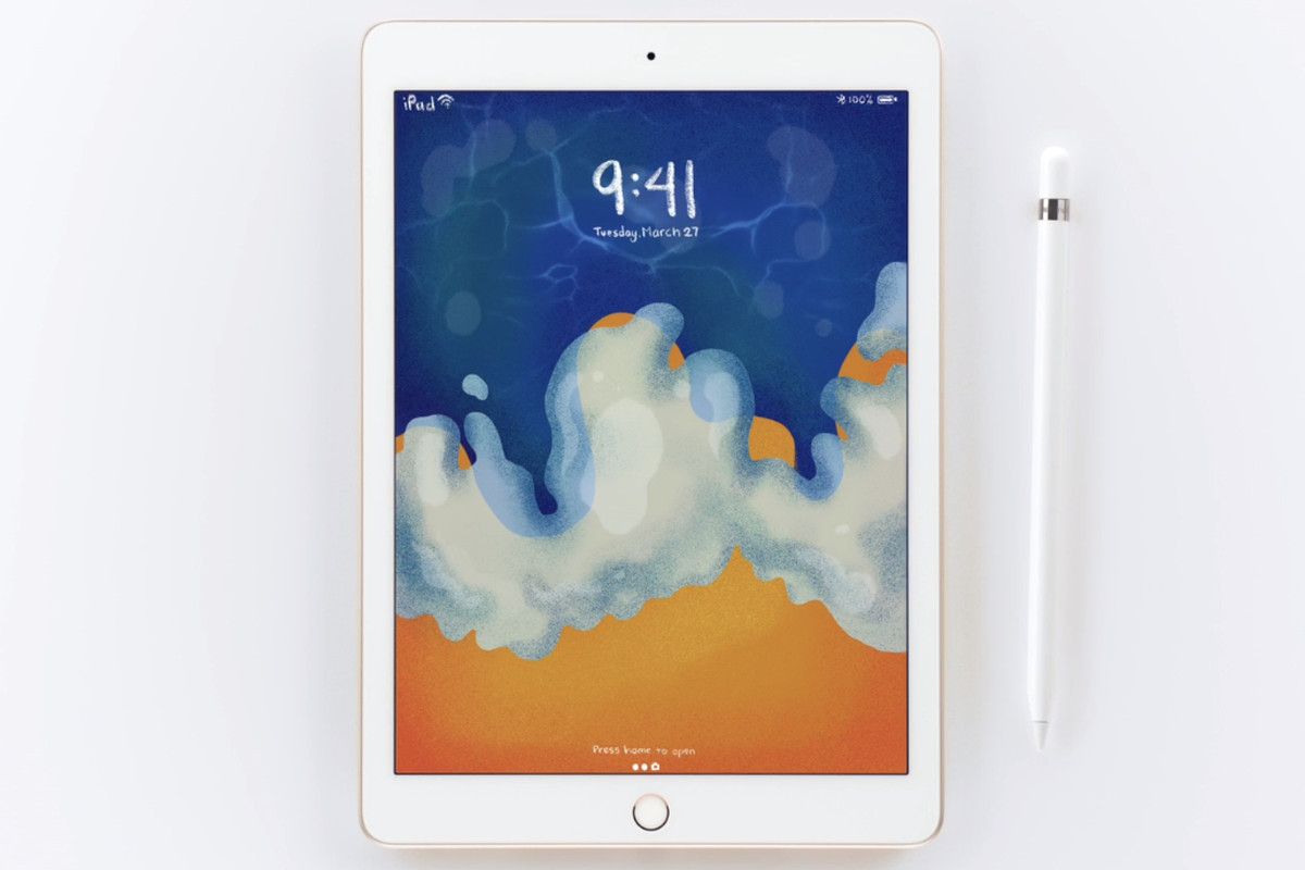 Nový iPad podporuje aj ceruzku Apple Pencil - svetapple.sk