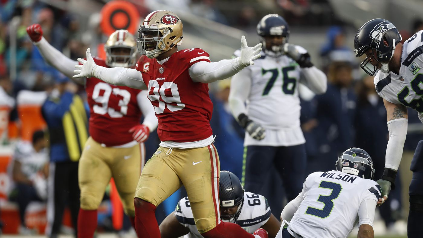 49ers opponents preview, predictions: One reason they'll beat the Seahawks (and one reason they won't)