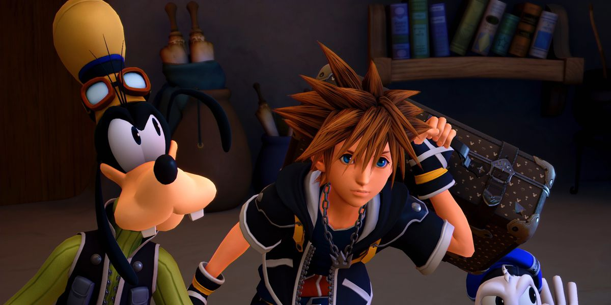 Kingdom Hearts All-in-One Package will bring players most of the series' complicated story