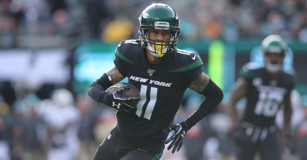 Previewing Free Agency:  Wide Receivers