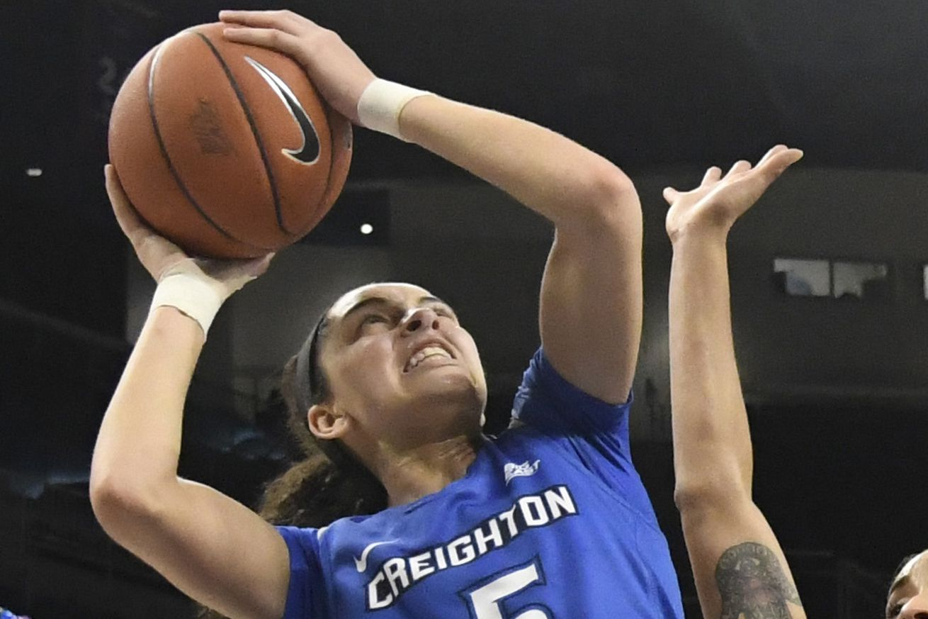 NCAA Womens Basketball: Big East Conference Tournament-DePaul vs Creighton