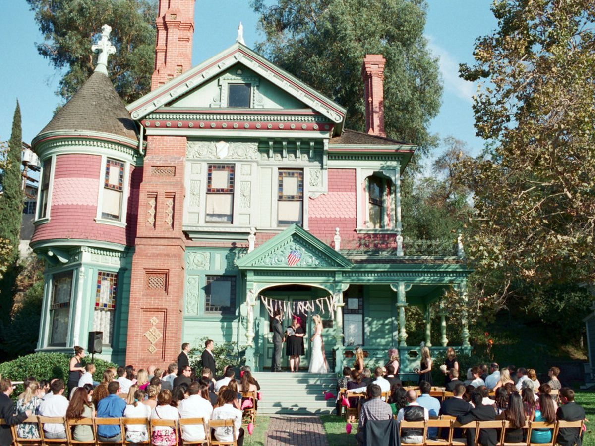 Wedding venues in los angeles cheap apartments