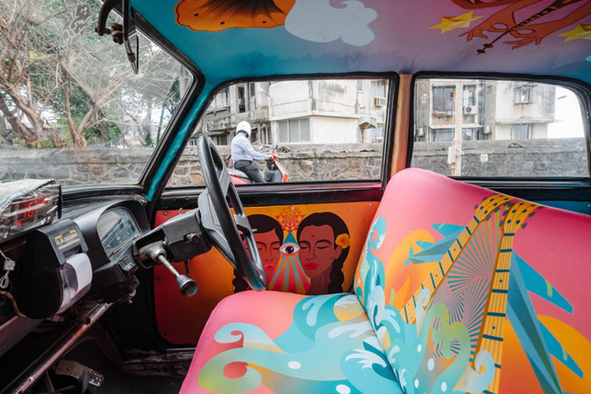 """All photos courtesy of <a href=""""http://taxifabric.org"""">Taxi Fabric</a>."""