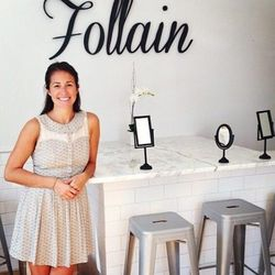 """Images via <a href=""""http://boston.racked.com/archives/2013/07/17/new-shop-follain-is-on-a-mission-to-spread-natural-skincare.php"""">Racked Boston</a> and Follain"""