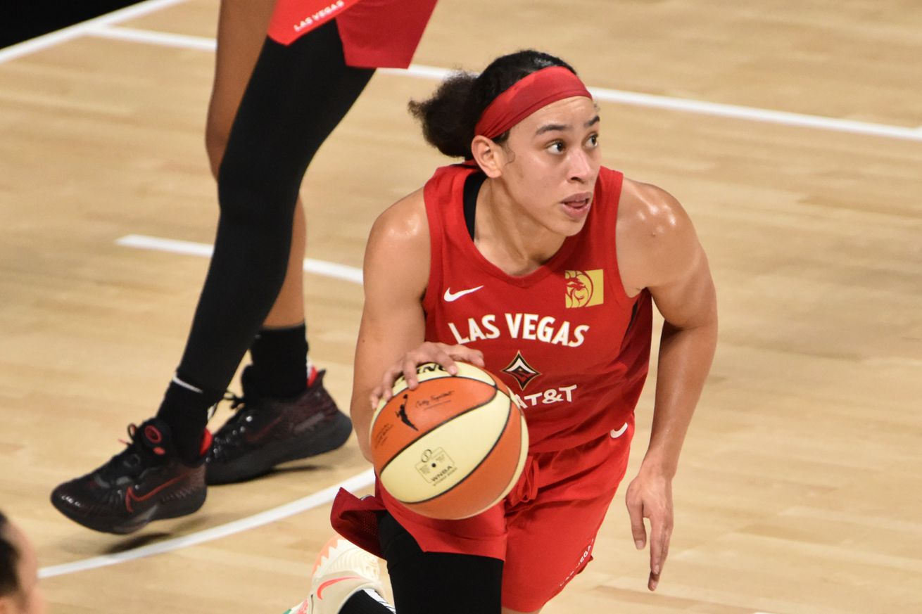 Las Vegas Aces v Seattle Storm