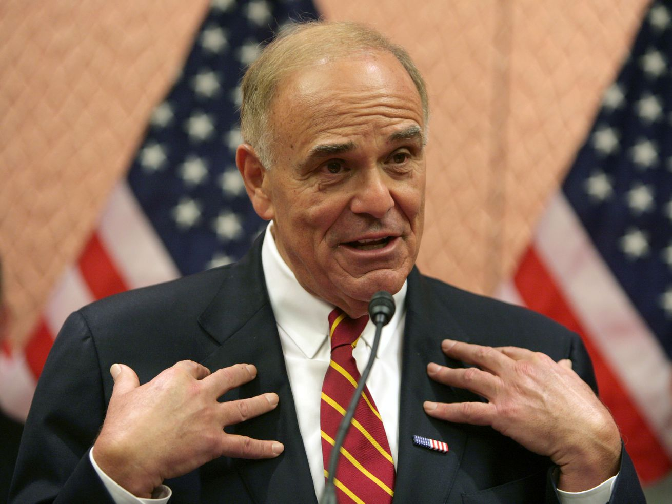 Ed Rendell, former governor of Pennsylvania.