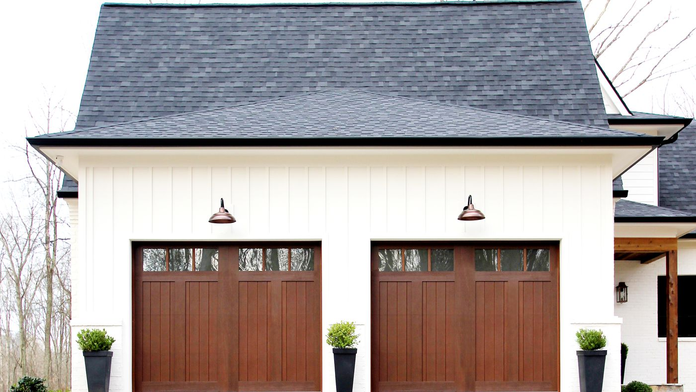 Garage Door Trends Friendly Fauxs This Old House
