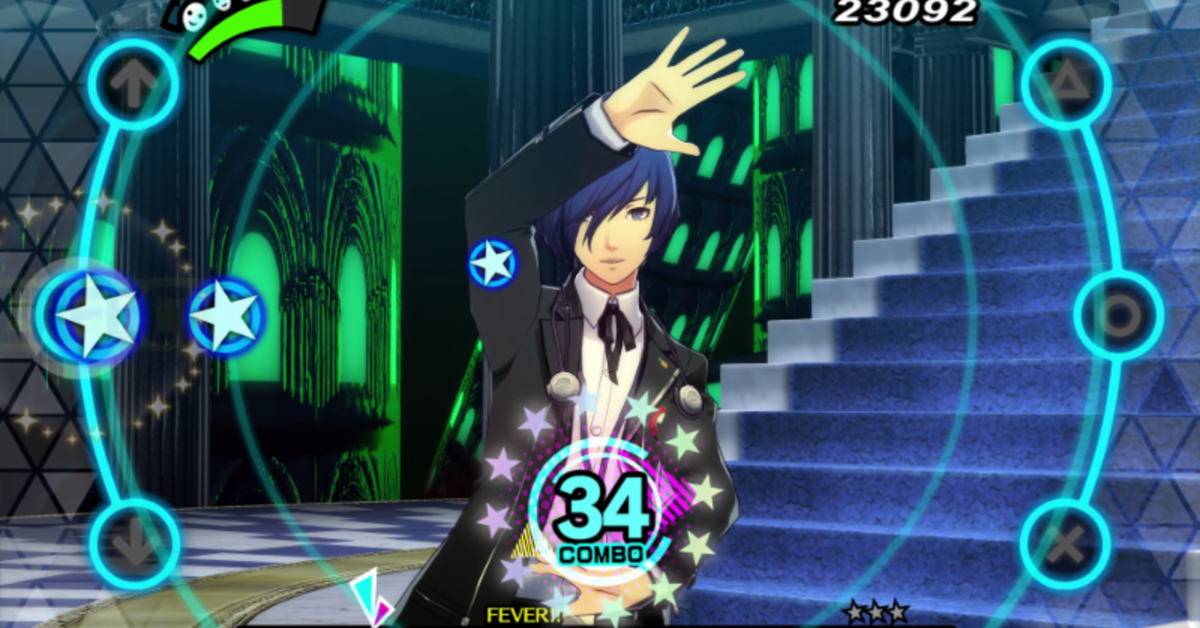 Persona dancing games release bumped to 2018
