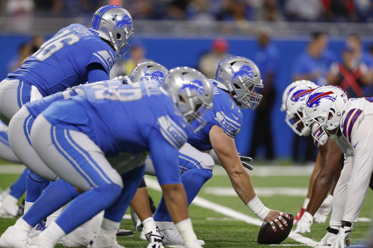 NFL: Buffalo Bills at Detroit Lions
