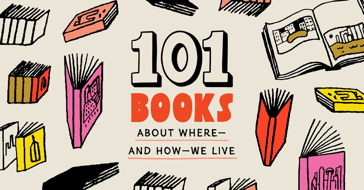 101 Books About Cities Curbed