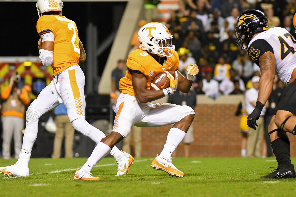 NCAA Football: Southern Mississippi at Tennessee