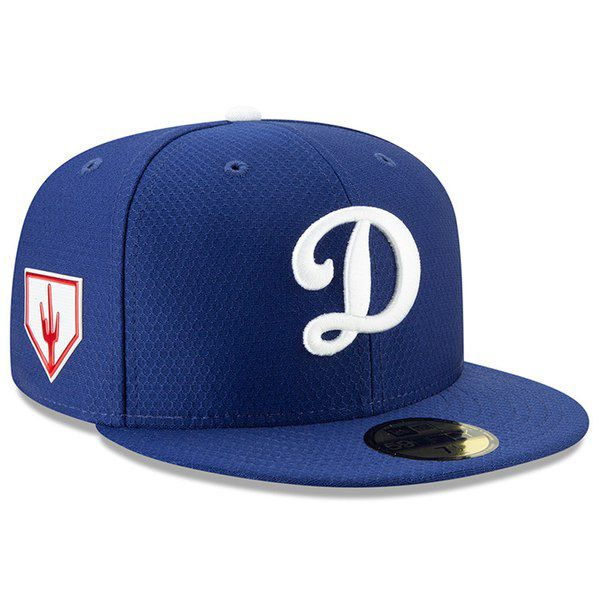 de09fc19306b0 Dodgers New Era 2019 Spring Training 59FIFTY Fitted Hat for  39.99 Walmart