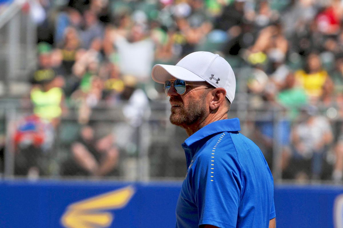Kirk Walker is assistant softball coach at UCLA.
