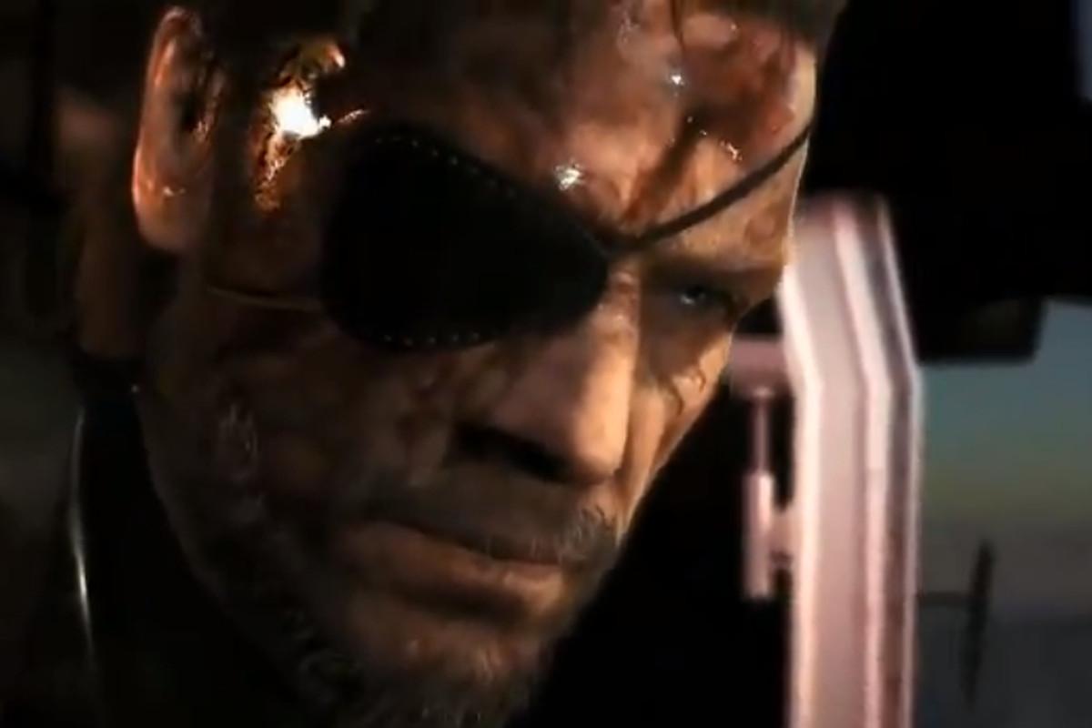 Metal Gear Solid 5: The Phantom Pain (trailer image)
