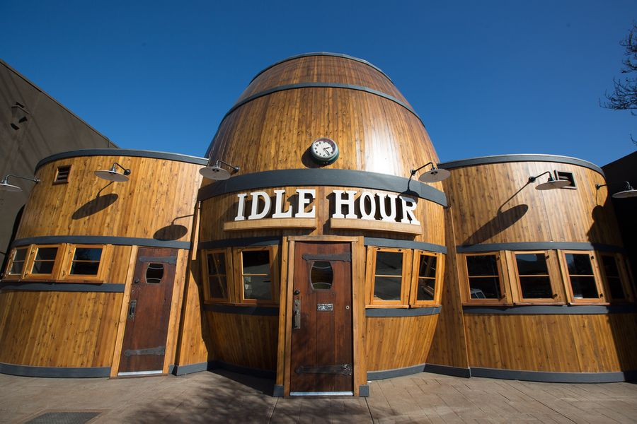 Idle Hour, North Hollywood's Iconic Barrel Bar, Returns ...