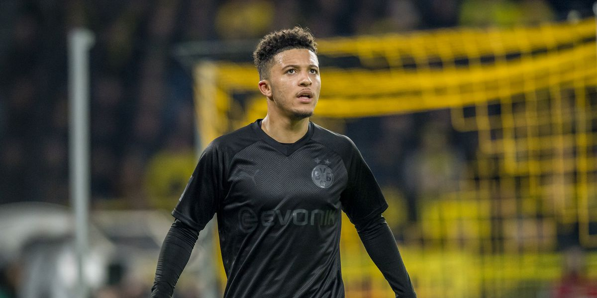 BVB 'do not see any scenario' wherein 'fundamental' Jadon Sancho would leave in January