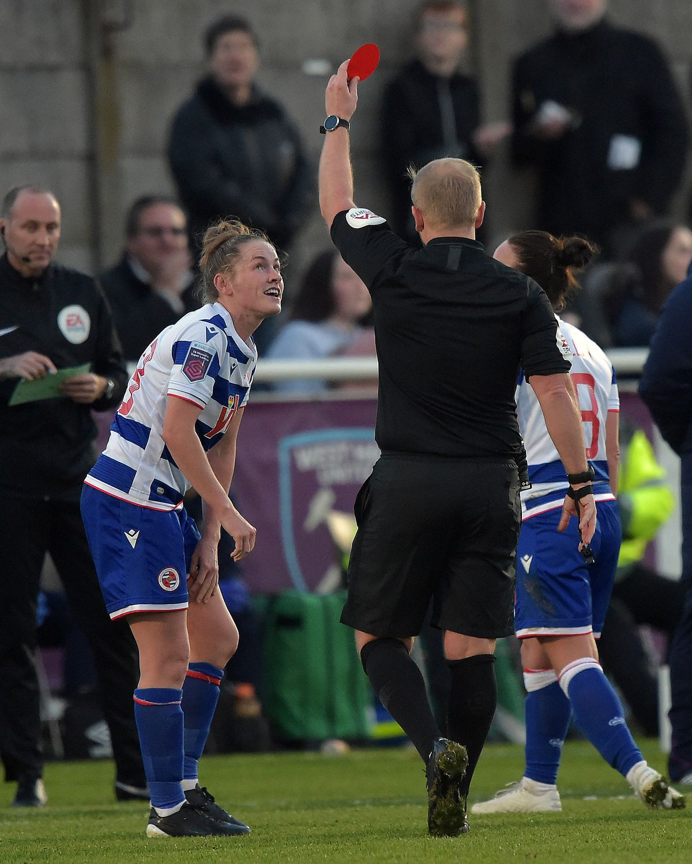 West Ham United v Reading - Barclays FA Women's Super League