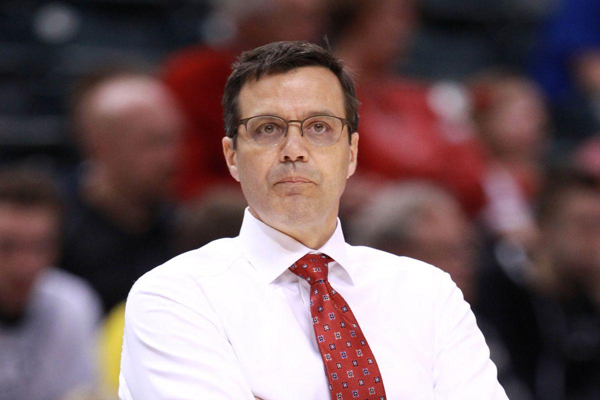 NCAA Basketball: Big Ten Conference Tournament-Nebraska vs Wisconsin