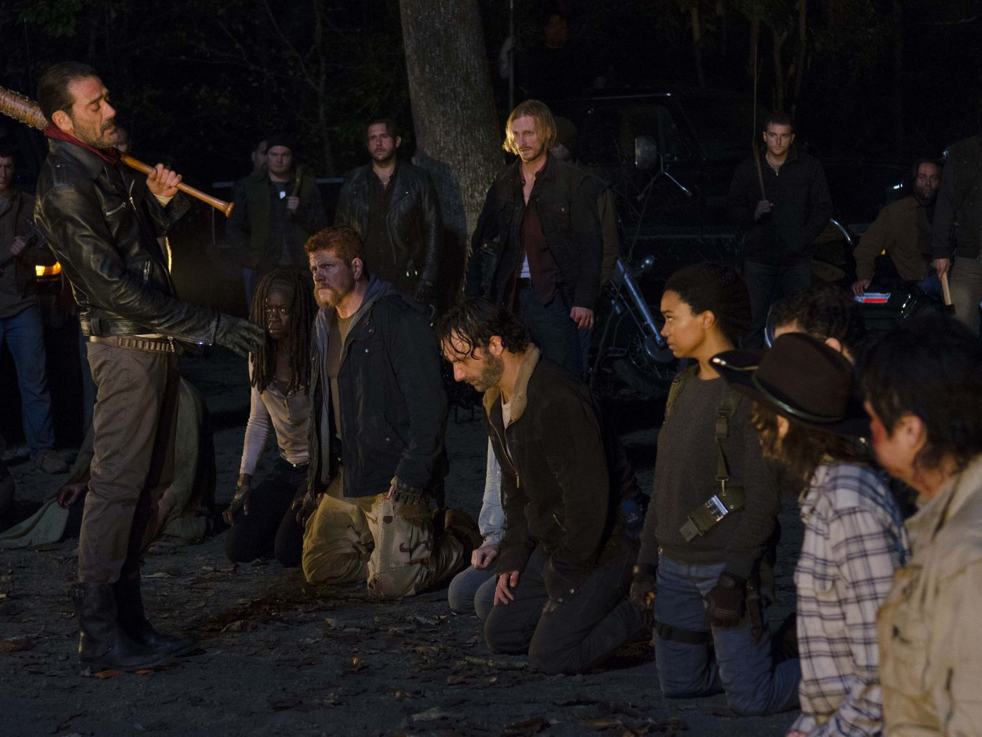 The Walking Dead Quitter S Club Season 6 Episode 16 Last Day On