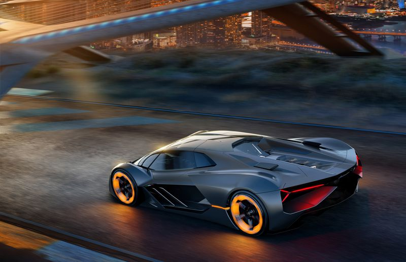 hybrid lamborghini it will still have an engine with a w or a v and double digits in the name it will be a big task he says but we live for this