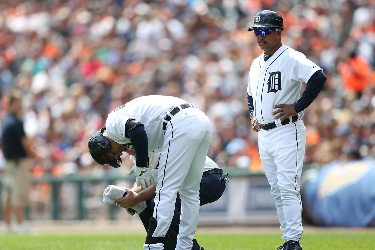 Jose Iglesias now has something in common with Jordany Valdespin and LaTroy Hawkins and it's not pleasant.