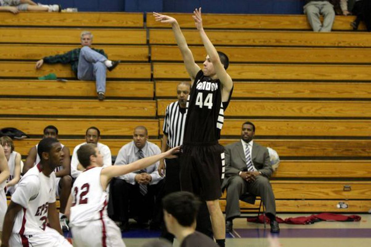 Sophomore Ersin Levent is the latest addition to 2009-2010 Men's Basketball team.