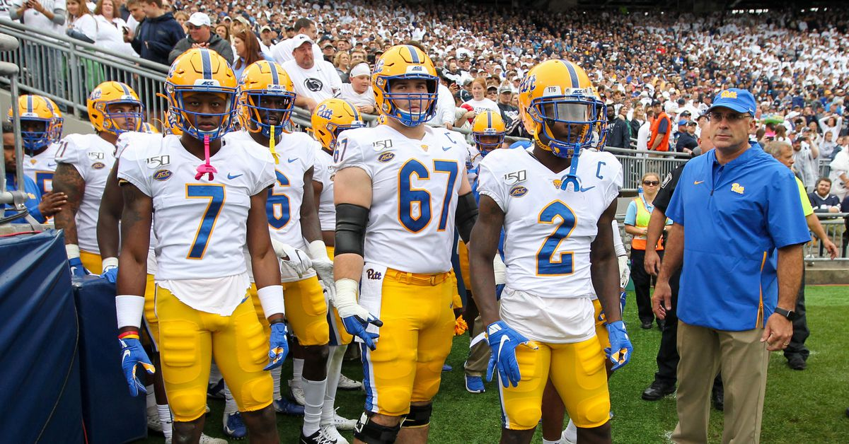 Pitt faces another tough test in No. 15 UCF
