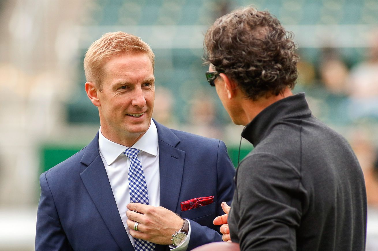 Joel Klatt talks Texas with BON at Big 12 Media Days
