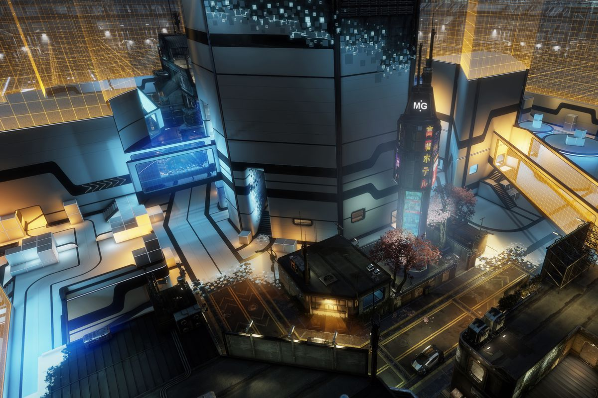 Titanfall 2 getting new maps and more in next free dlc pack polygon the titular map from titanfall 2s next dlc pack war games respawn entertainmentelectronic arts gumiabroncs Images