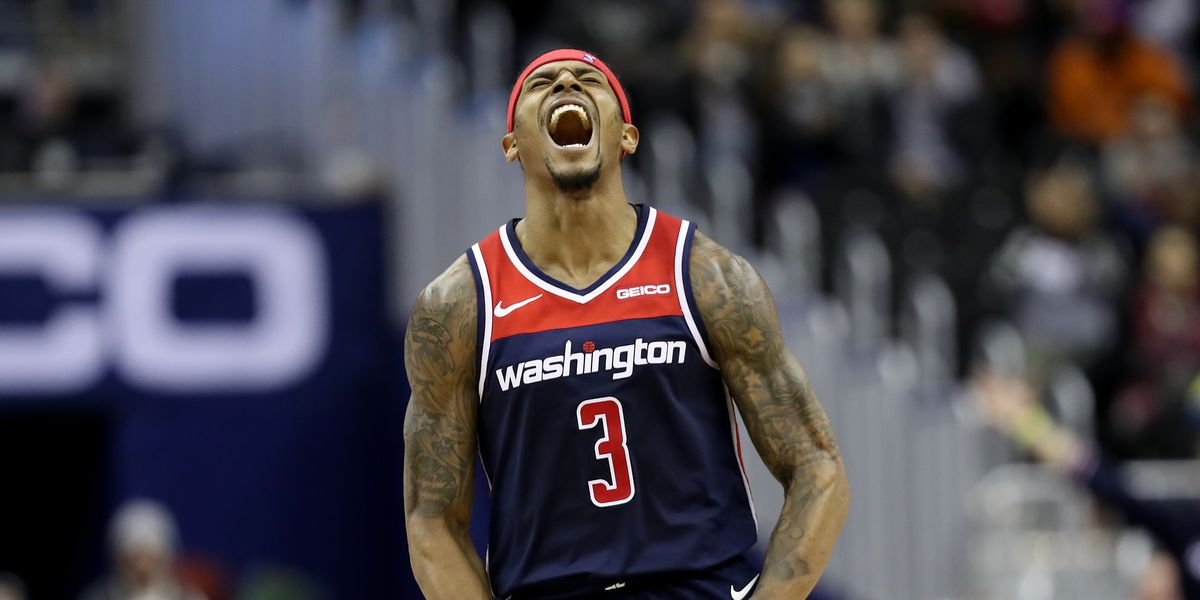 3867c595bc8f Bradley Beal and the Wizards Rule Without John Wall. Go Figure. - The Ringer