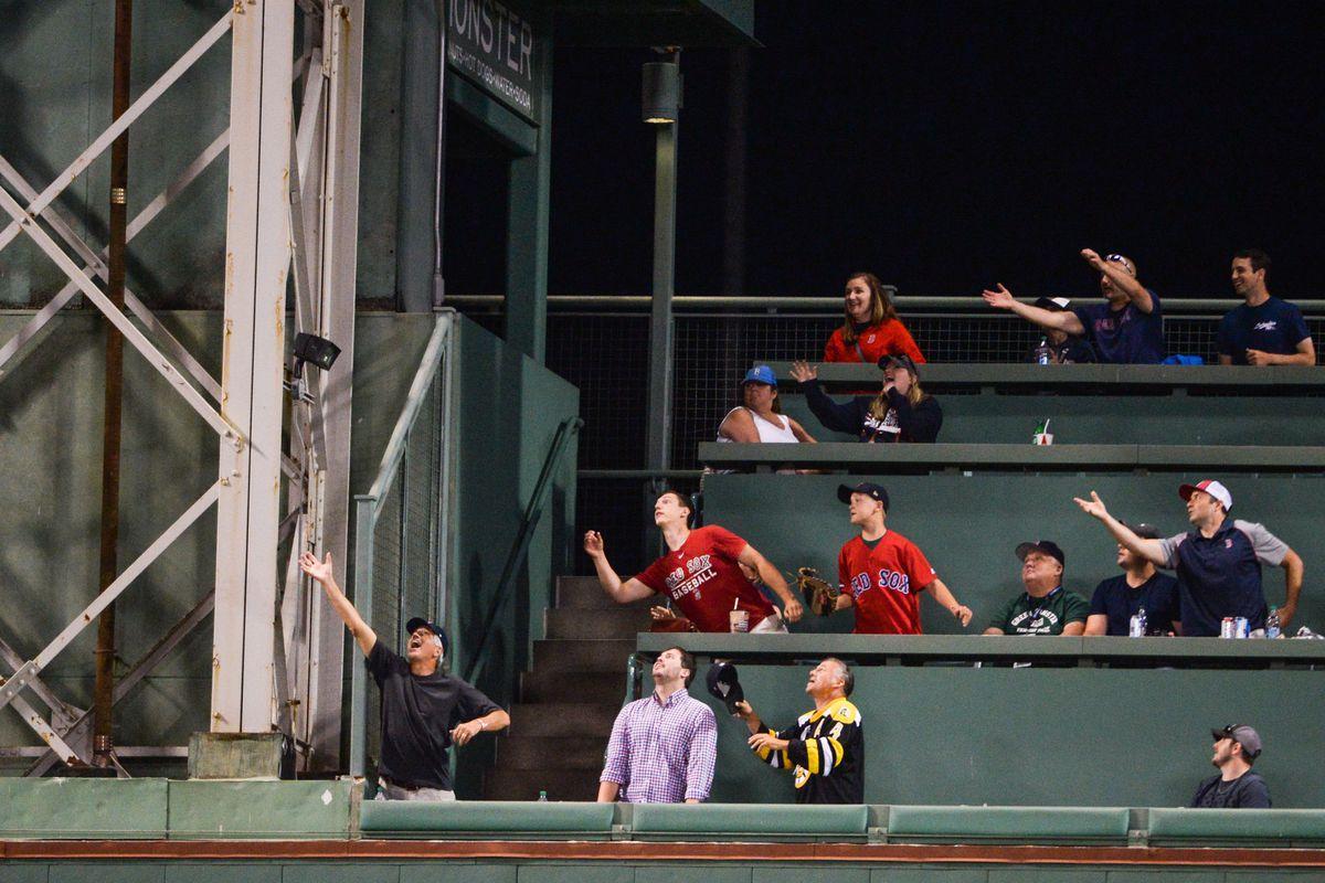 Los Angeles Angels v Boston Red Sox