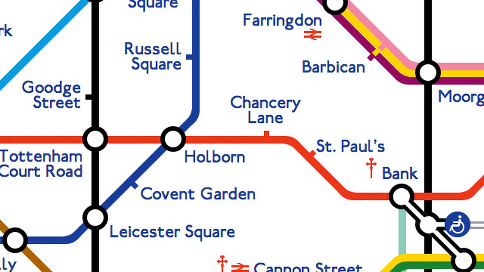 Programmer Shuns Images Recreates Intricate London Subway Map From Pure Web Code The Verge