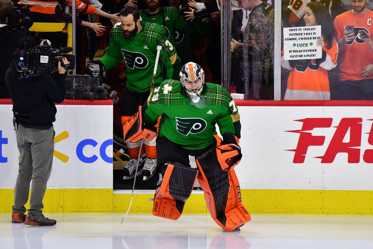NHL: MAR 14 Capitals at Flyers