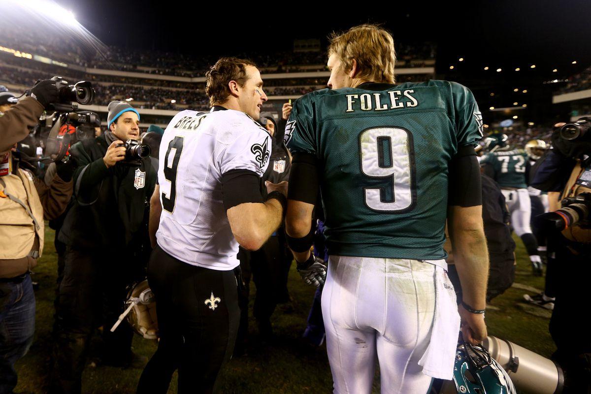 Wild Card Playoffs - New Orleans Saints v Philadelphia Eagles