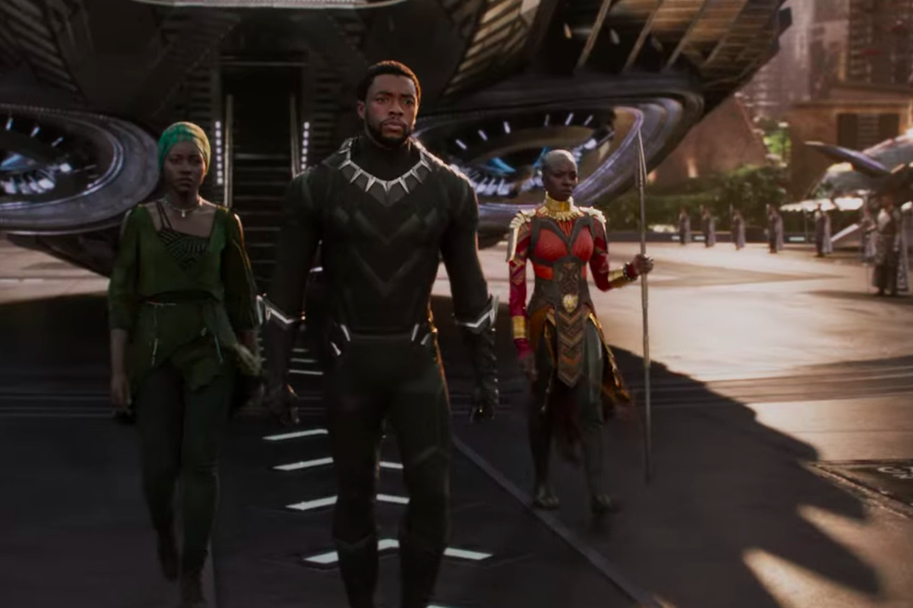 watch a new black panther trailer with villains car flips and vince staples