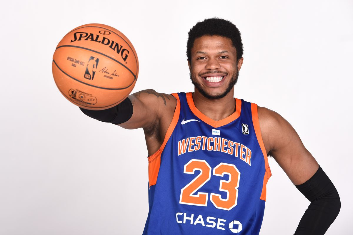 2021 Westchester Knicks Content Day