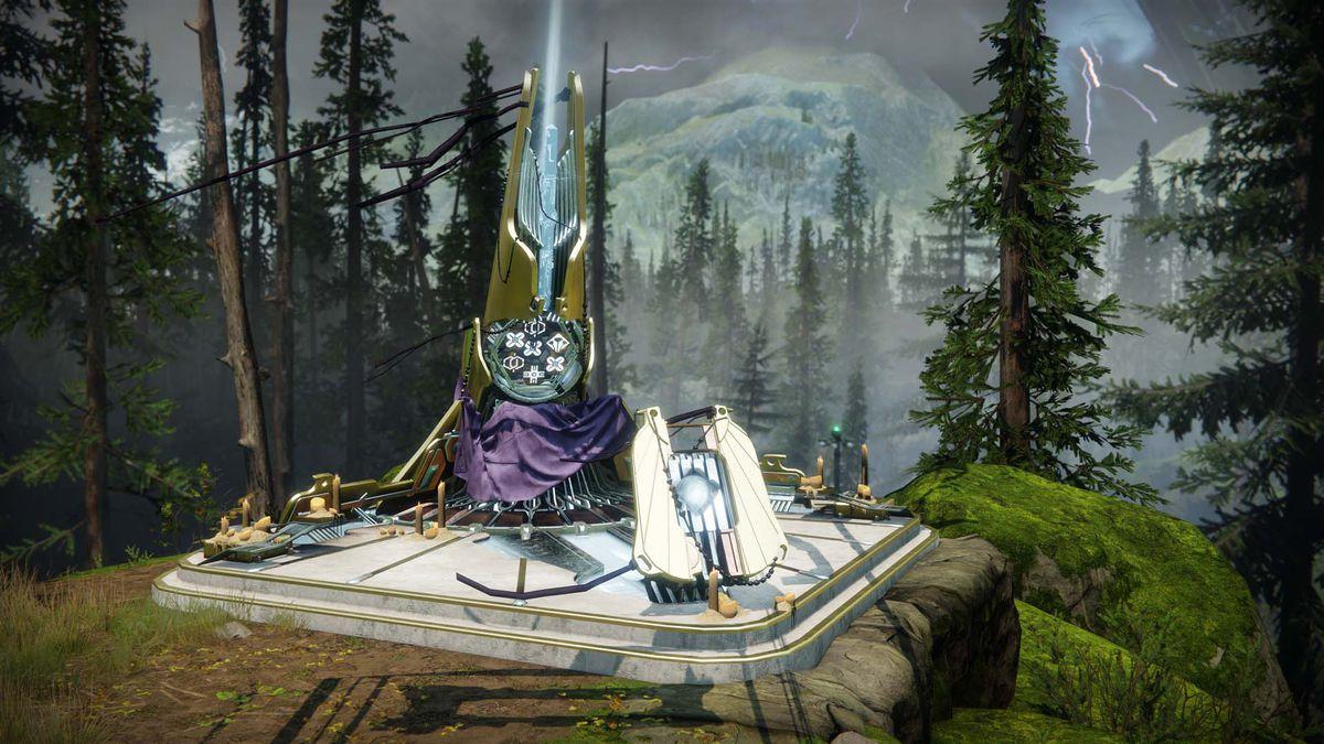Season of Dawn Obelisk