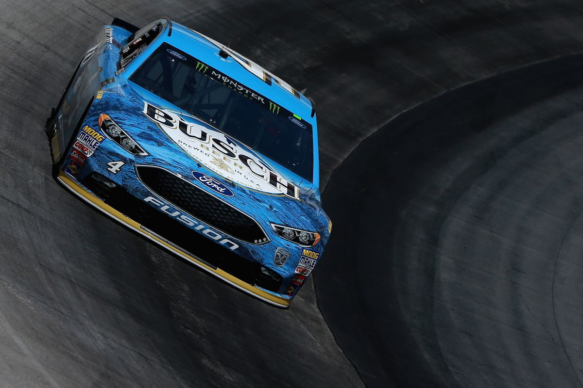Kyle Larson Fastest in 2nd Monster Energy Practice at Bristol