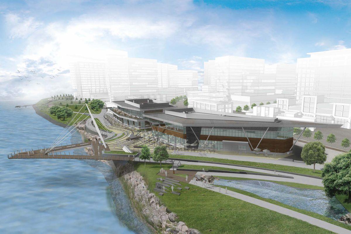 massive vancouver waterfront development confirms new brewpub