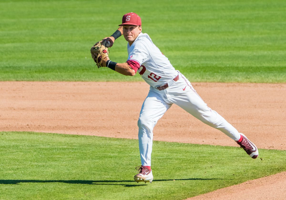COLLEGE BASEBALL: MAR 28 Long Beach State at Stanford