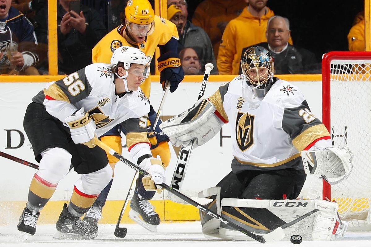 Vegas Golden Knights v Nashville Predators