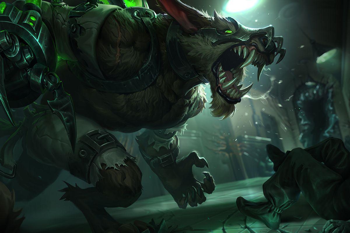 warwick s new lore summarized the rift herald