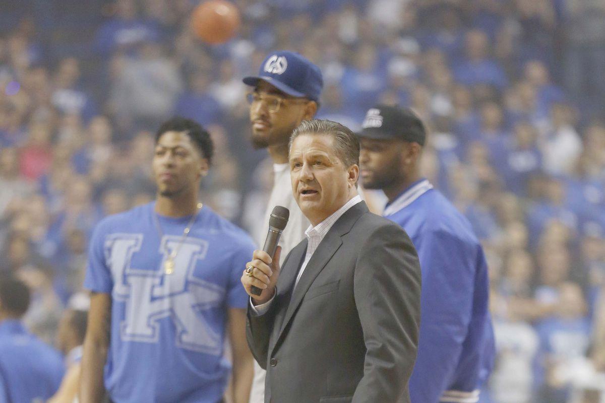NCAA Basketball: Kentucky Blue Madness