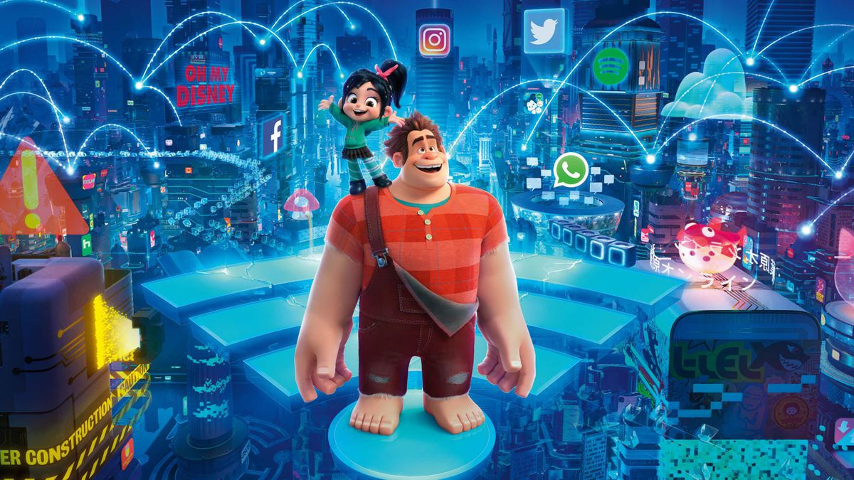 ralph breaks the internet competition