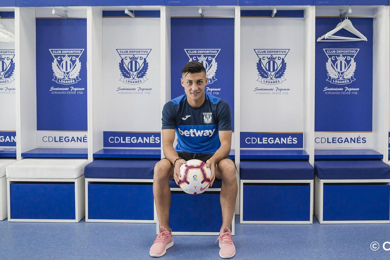 ÓscarRodríguez joins Leganés on loan!