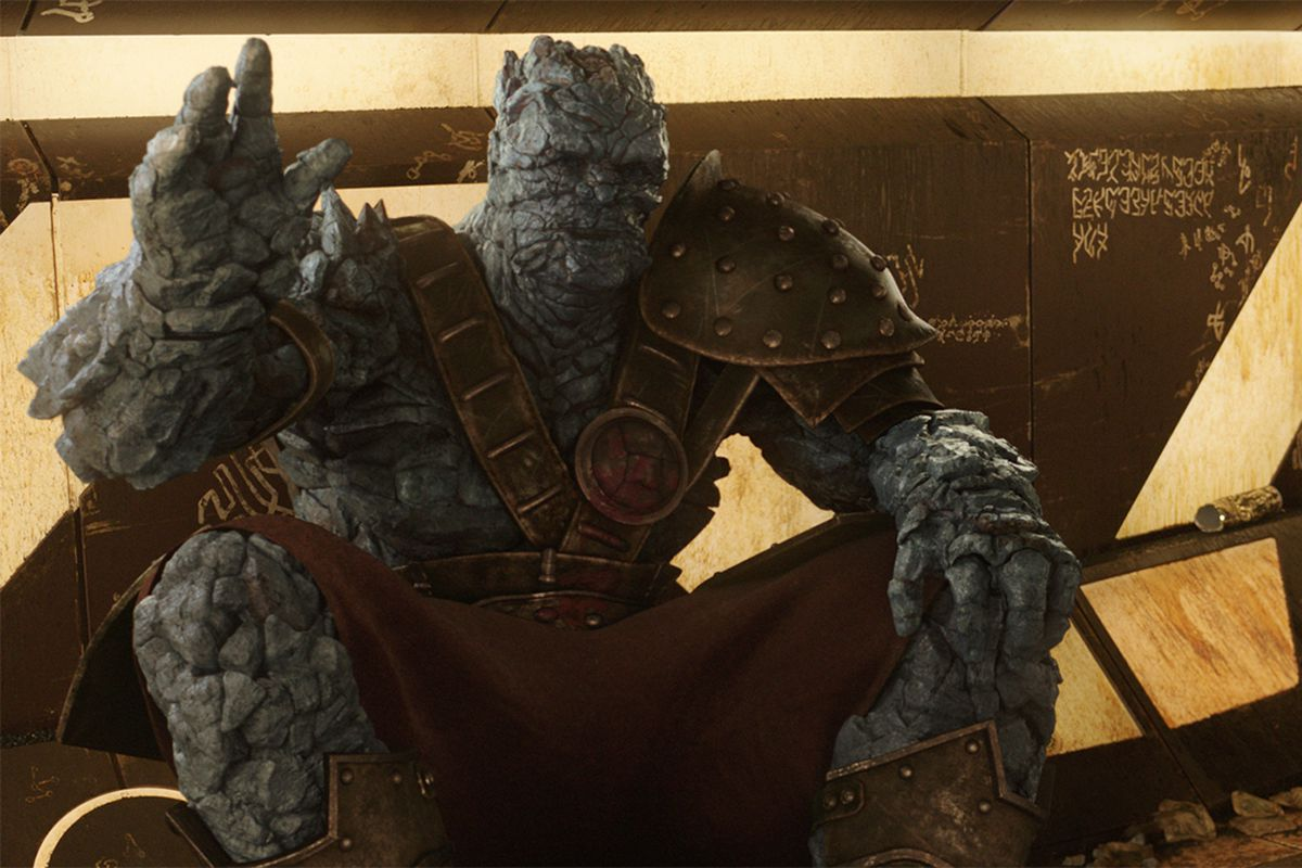 Twitter Introduces 40 Adorable Avengers Emoji, Including Korg from Thor: Ragnarok