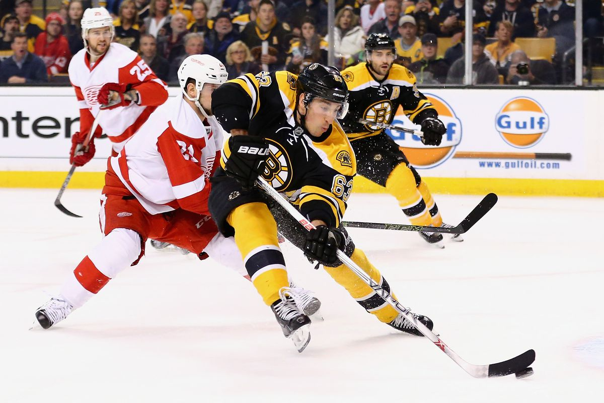 Brad Marchand s team friendly deal might not be enough to keep the Bruins  big RFAs 237bec35ab3