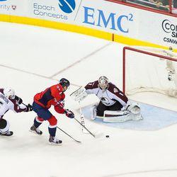 Kuzentsov Can't Score on Varlamov